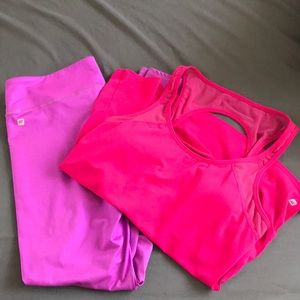 Fabletics Bundle Tank and Leggings